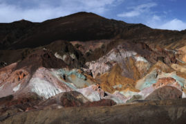 Artist's Palette. Death Valley, California